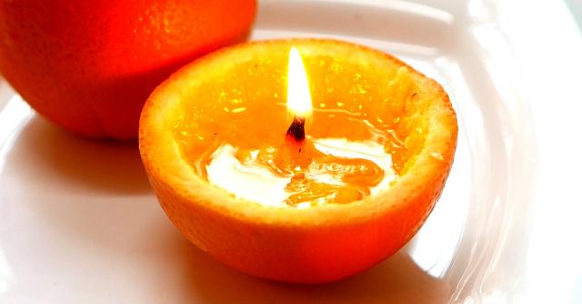 Αρωμάτισε Υπέροχα το Χώρο με… ένα Πορτοκάλι!