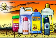 επικίνδυνα χημικά